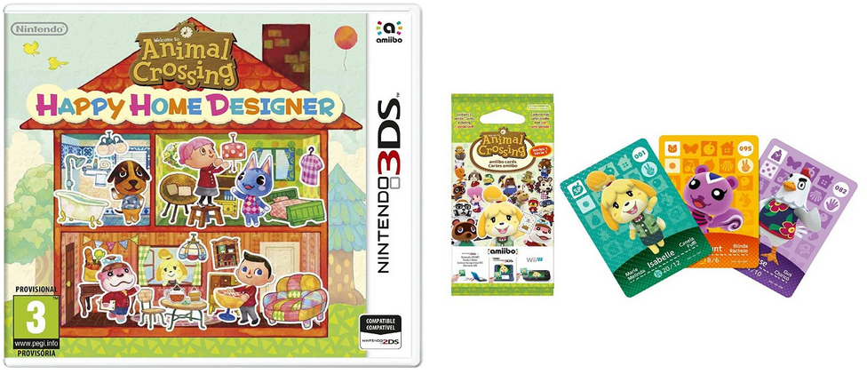 reservar animal crossing happy home designer