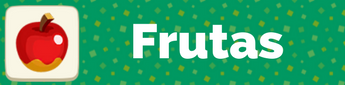 Frutas en AC Pocket Camp