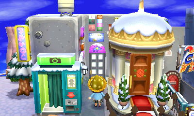El puesto de katrina fan animal crossing - Animal crossing new leaf salon de detente ...