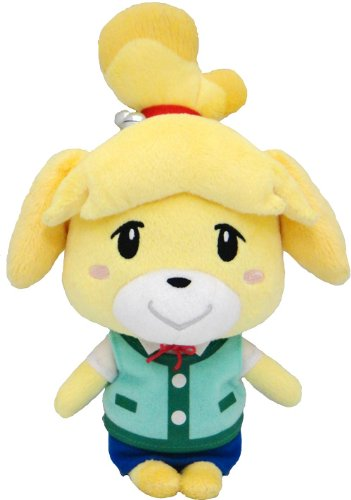 Peluches de Animal Crossing 3DS: New Leaf en Japón