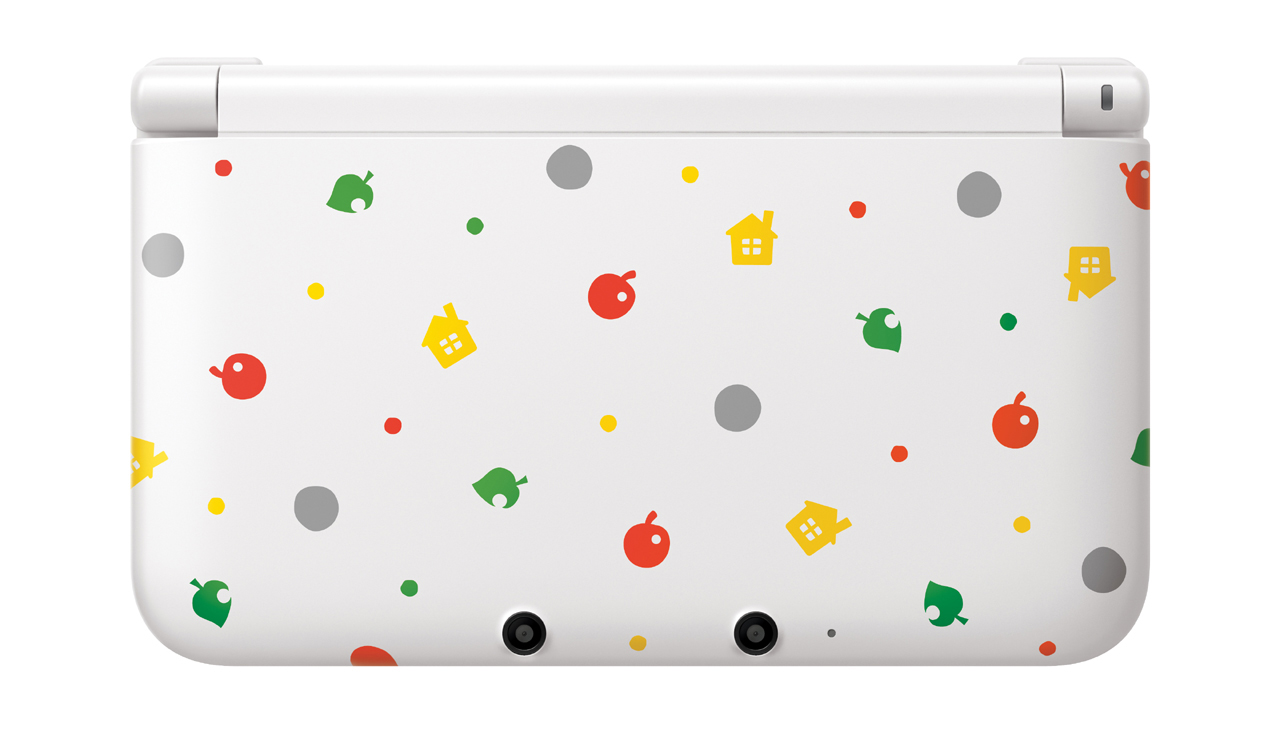 Nintendo 3DS XL edición especial de Animal Crossing estará en Europa