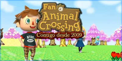 Nintendo lanza el Facebook de Animal Crossing España