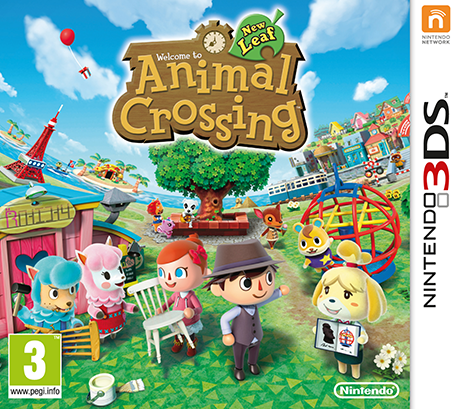 [ÚLTIMA HORA] Animal Crossing: New Leaf adelanta su fecha de lanzamiento