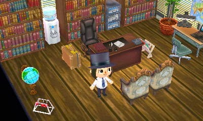 Ideas para tu pueblo animal crossing new leaf fan - Animal crossing new leaf salon de detente ...