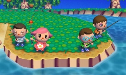 El último vistazo a Animal Crossing DS y Wii