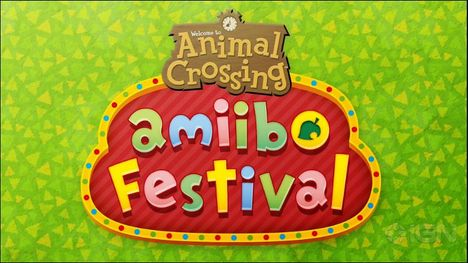 Trailer y gameplays del nuevo 'Animal Crossing: amiibo Festival'