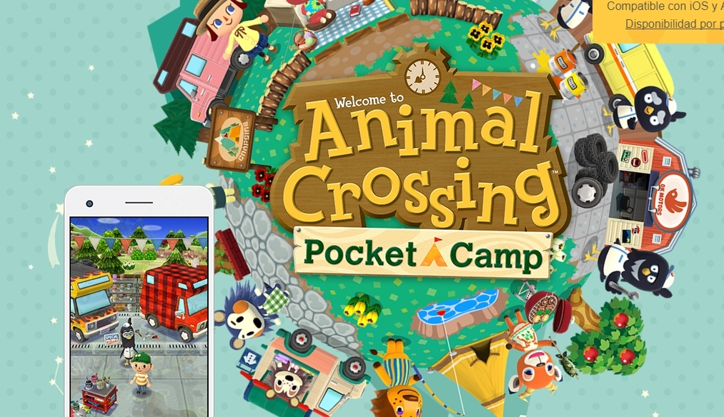 Códigos de amigo Animal Crossing: Pocket Camp