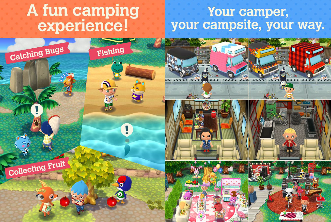 Animal Crossing Pocket Camp se lanzará el 22 de noviembre a nivel mundial