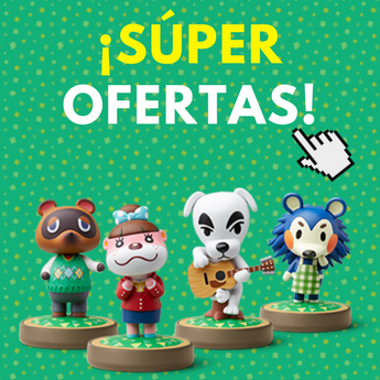 ofertas animal crossing