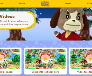 [EXCLUSIVA] Animal Crossing Switch podría tener pronto su web oficial