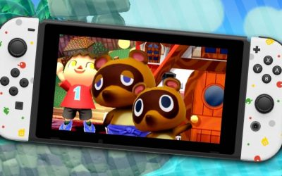 Un nuevo modelo de Nintendo Switch llegará en 2019… ¿con Animal Crossing?